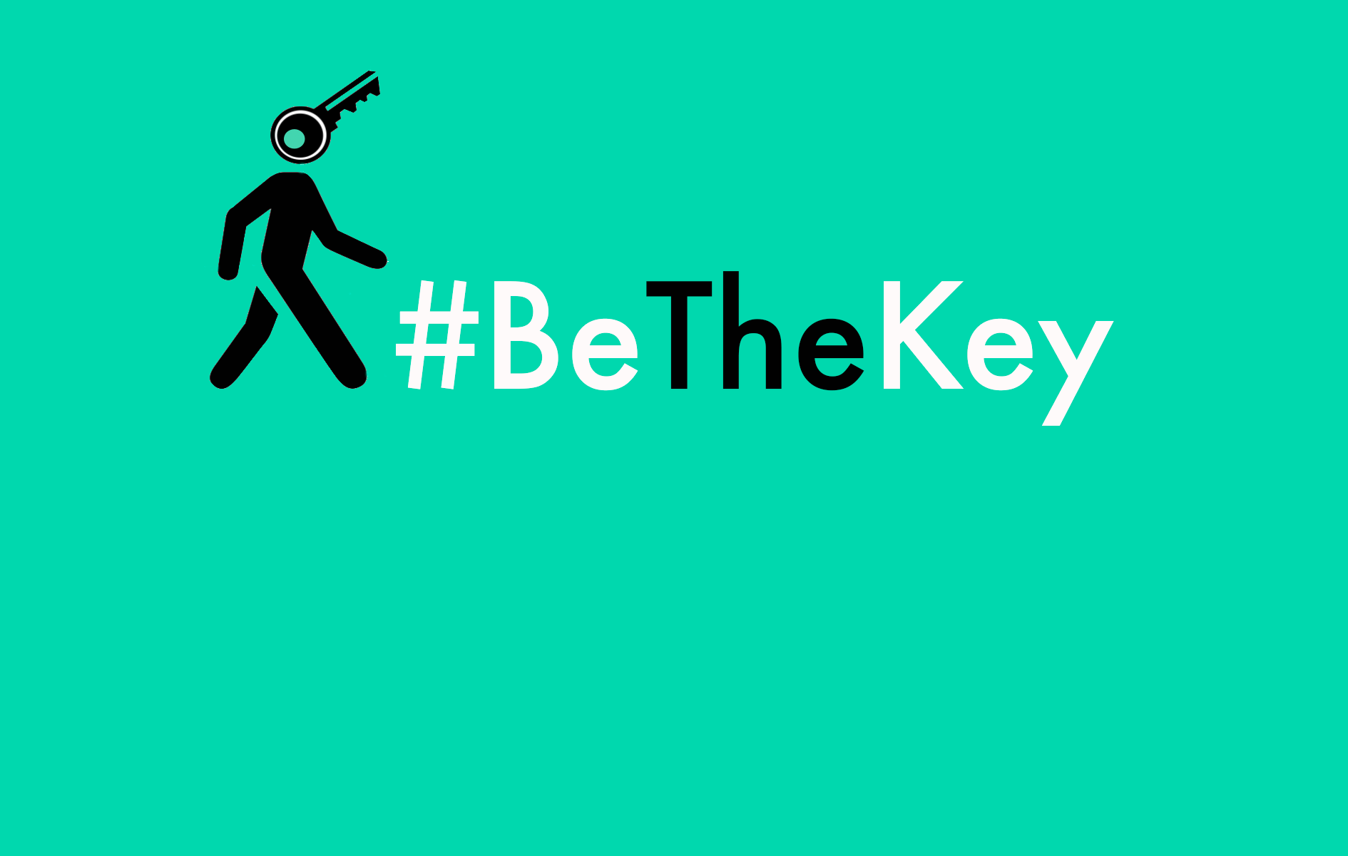 #BeTheKey against Islamophobia, the message of Blanquerna students in Barcelona