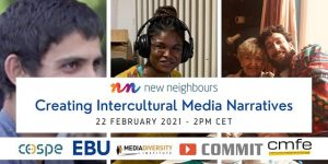 New Neighbours Online Webinar Creating intercultural media narratives