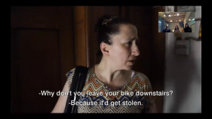 Screenshot from Czech Documentary